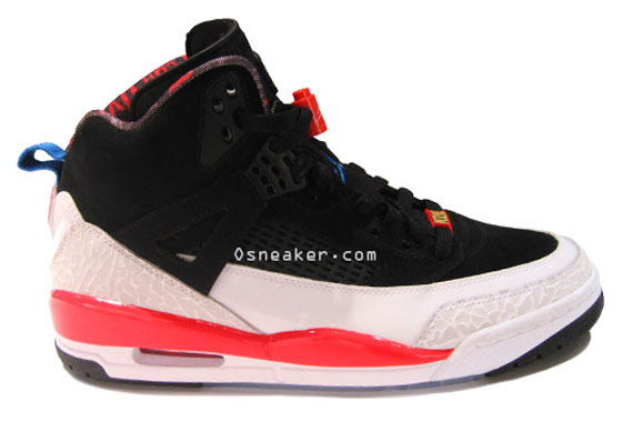 Air Jordan Spiz ike NOT Designed By Clark Kent