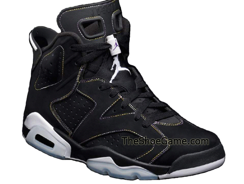 5d02b7a4d2f97 Air Jordan VI (6) Retro - Black - White - Spring  10 - SneakerNews.com