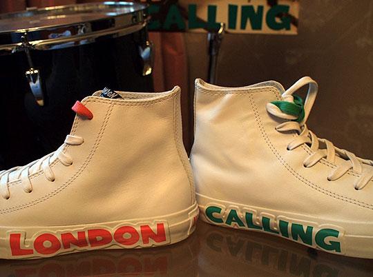 72d4b93005a0cf The Clash x Converse Chuck Taylor - Spring 2010 - SneakerNews.com