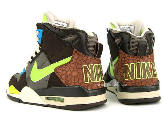 30e867fb12e0c0 Nike Air Flight Condor High - Dark Cinder - Available - SneakerNews.com