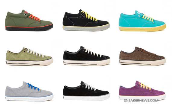 best authentic e2091 21c96 The Hundreds Footware 2009 Holiday Collection - SneakerNews.com