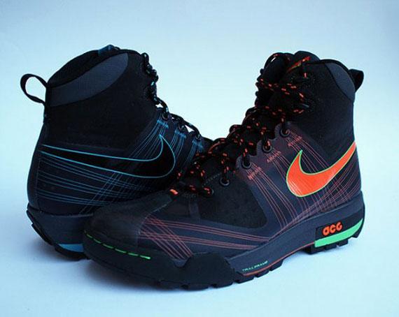 uk availability 397a3 b9cda Nike ACG Ashiko Flywire Boots – Fall 2009