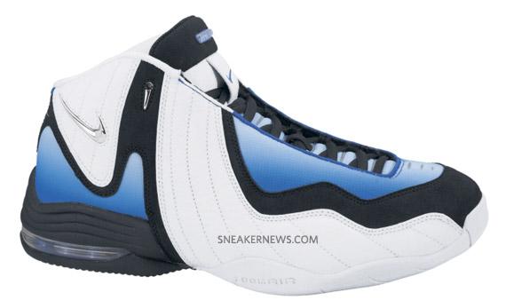 Nike Air 3 - (Air Garnett III) - White