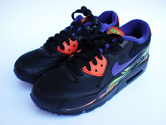 Nike Air Max 90 QS Day of the Dead Pack New Images