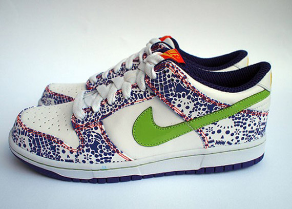 sale retailer dfaab fd18c Nike Dunk Low Quickstrike - Day Of The Dead Pack ...