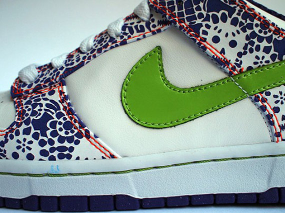 ... ef5a8 70fbe Nike Dunk Low Quickstrike - Day Of The Dead Pack -  SneakerNe quality ... 6e0c911bccdc