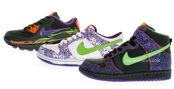 competitive price 81357 22ba8 Nike Day of the Dead Quickstrike Pack - Detailed Look ...