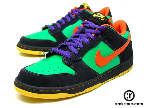 Nike Dunk Low Premium SB - Green Spark - SneakerNews.com be915849bb