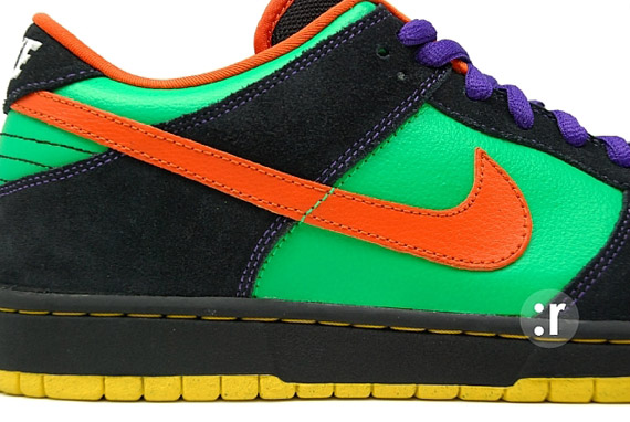 b5840ef2a0b Nike Sb Green Spark Nike Dunk History