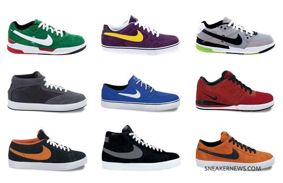 Político sobresalir estrategia  Nike SB - Summer 2010 Collection - Part 2 - SneakerNews.com