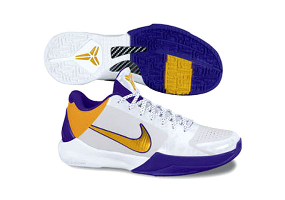 Nike Zoom Kobe V - New Images and