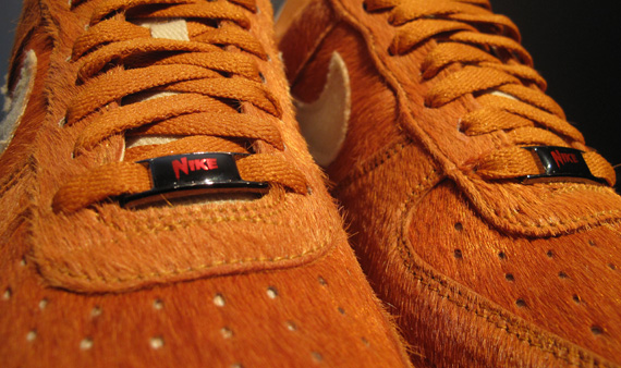official photos 091c0 e4b9b Nike Air Force 1 Low QS – Savage Beast – Available