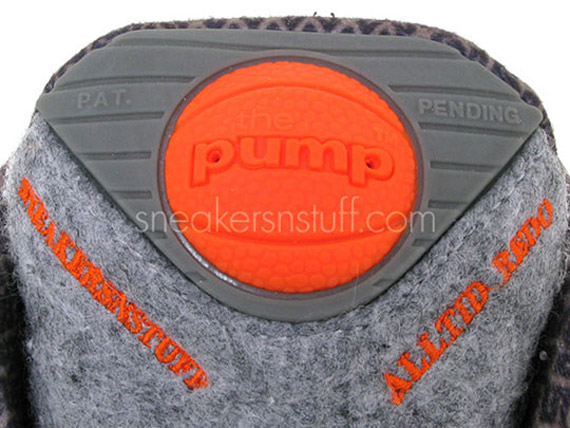 Sneakersnstuff x Reebok The Pump - 20th Anniversary Collection -  SneakerNews.com 9036c815f8