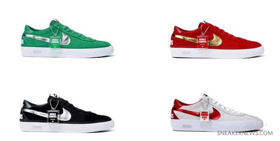 6b54b4468b81 History of Supreme Sneaker Collaborations - SneakerNews.com