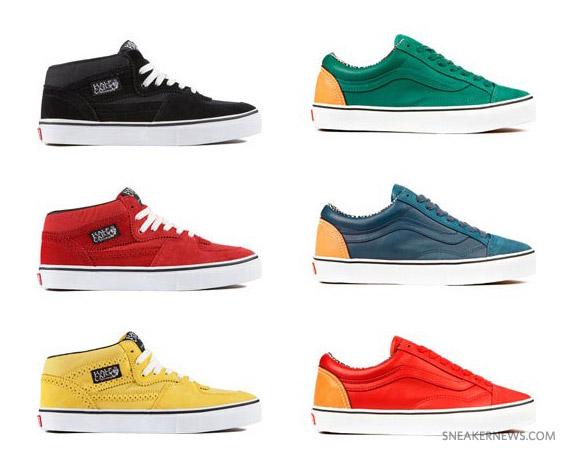 e0c8c6dc850cd3 Supreme x Vans Skate Chukka. supreme-collaboration-sneaker-collection-13