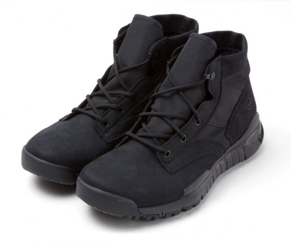 Nike x Uniform Experiment for SOPH. Special Force Boots amp Briefcase
