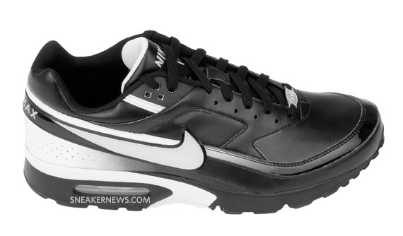 finest selection fe7d9 db55a chic Nike Air Classic BW Black White Gradient
