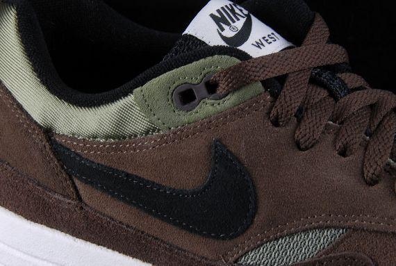 Nike Air Max 1 West - Baroque Brown