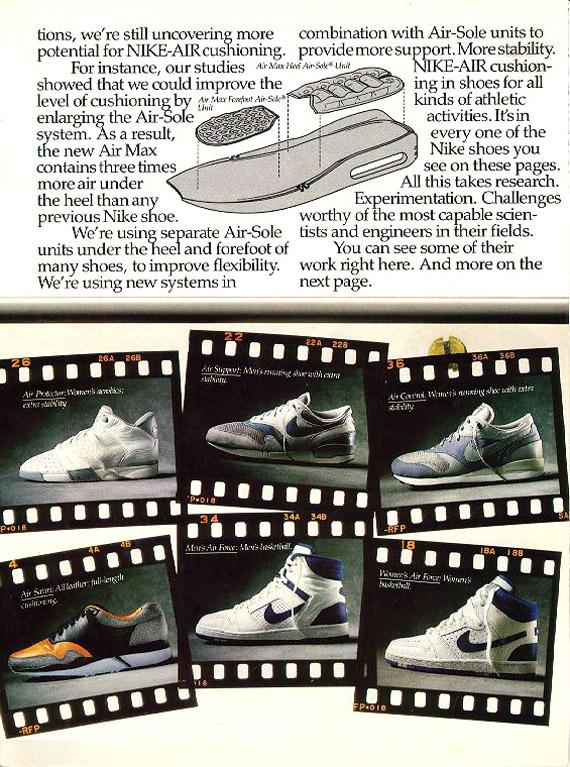 Classic Nike Print Ad Retrospective Sneakernews Com