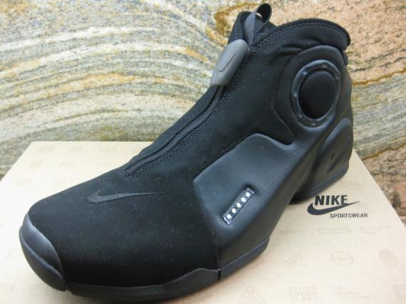 699b0c0bddc Nike Flightposite II KG 2010 Release - Light Bronze - Black ...