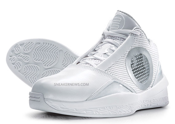 new style 4475f 96db3 Air Jordan 2010 – 25th Anniversary Edition – White on White