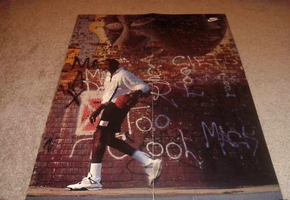 e501d722e31e08 Michael Jordan x Nike x Wheaties - Vintage Collectible Posters ...