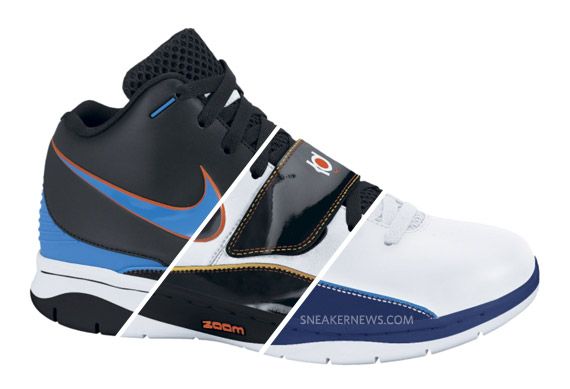 Nike KD2 Kevin Durant Spring 2010 Preview
