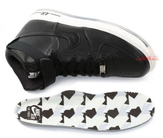 a1b09285ba0e6c Nike Air Force 1 High x FUTURA Black Be True