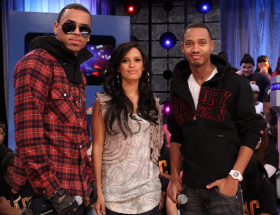 Terrence J, Rocsi Confirm Departure From BET's '106 & Park'