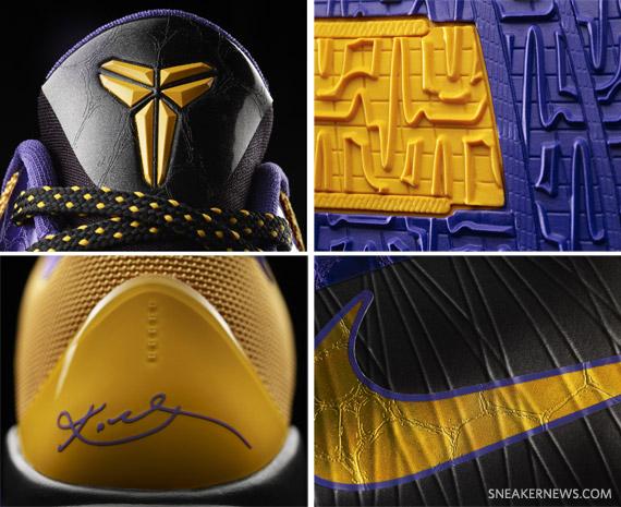 Nike Zoom Kobe V Extensive Detailed Look + Tech Breakdown