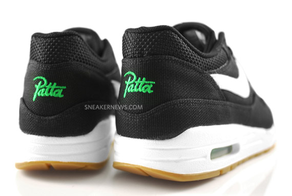 54379b8b3c P1010177. Advertisement. The combination of Dutch sneaker kings, Patta, and  the Nike Air Max 1 ...