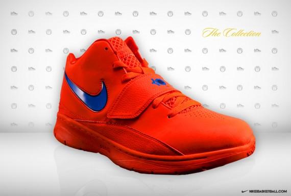 Nike KDII – Creamsicles