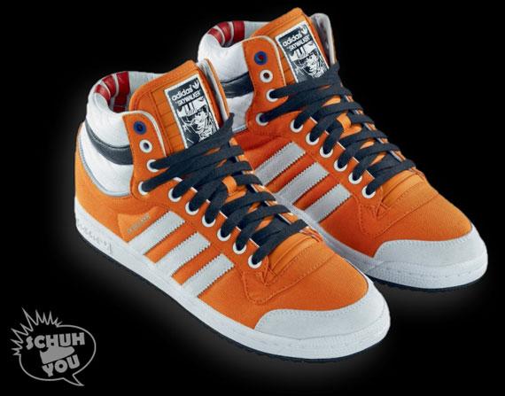 adidas originals star wars 2 kids Orange