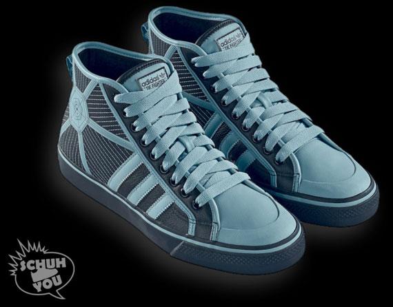 Star Wars X Adidas Nizza Hi T I E Fighter Available