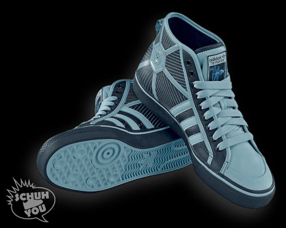Star Wars X Adidas Nizza Hi T I E Fighter Available