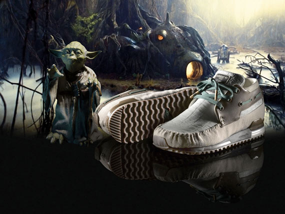 92cae4cce Star Wars x adidas ZX700 Boat - Yoda - Available - SneakerNews.com