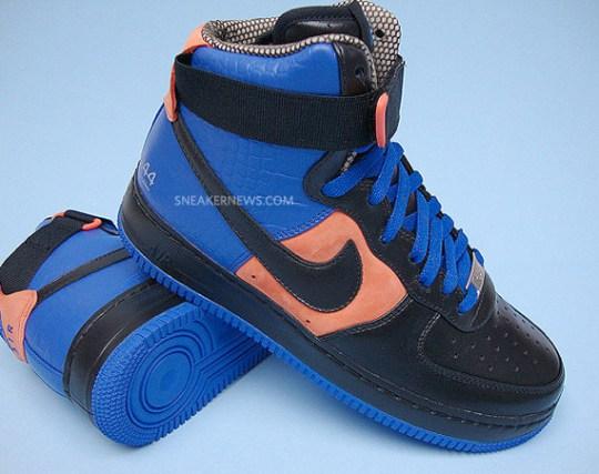 DJ Clark Kent x Nike Air Force 1 High Supreme East – Available On eBay