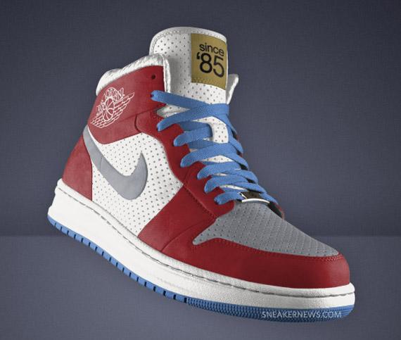 2a60d661959 Air Jordan Alpha 1 iD - Design Contest - SneakerNews.com