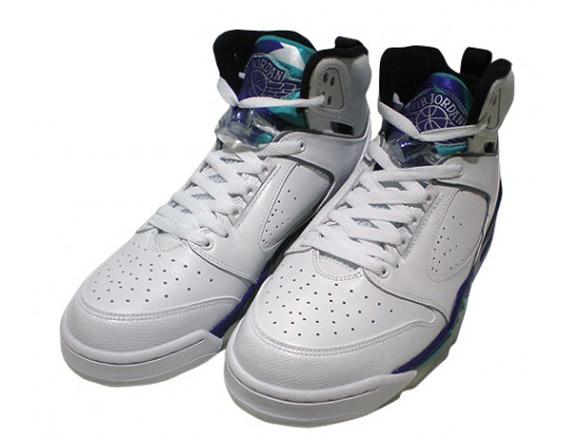 Air Jordan Sixty Plus Grape New Images