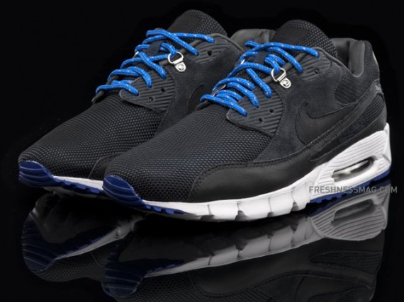 Ben Drury x Nike Air Max 90 Current - Silent Listener - SneakerNews.com 633f706ed