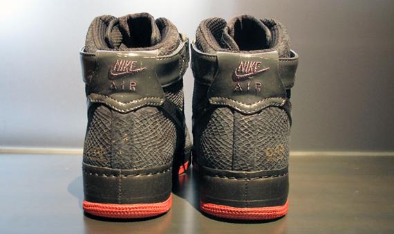 online retailer 2f0d3 0e6f8 Nike Air Force 1 High Supreme - Eddie Cruz - Available Satur