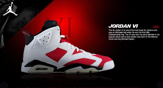 air jordans history