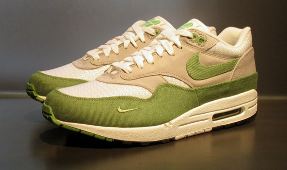 Patta x Nike Air Max 1 Premium QS Chlorophyll Available