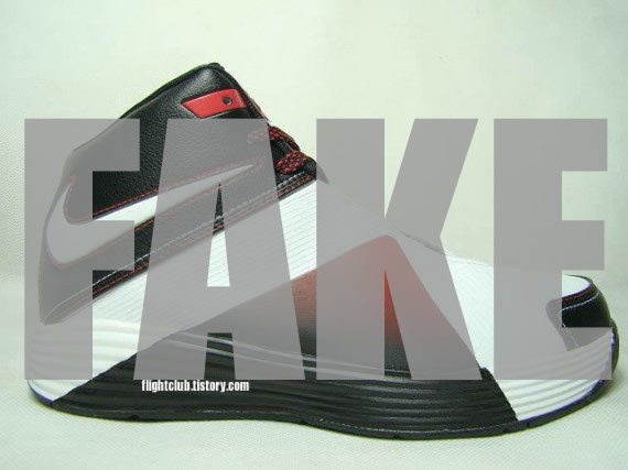 Nike Lebron Soldier IV - Sample