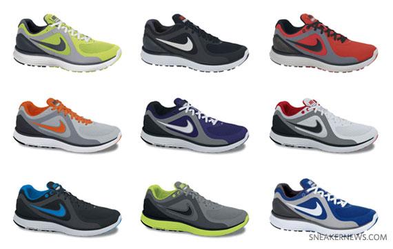 Nike Lunarswift+ 2010 Mens Preview