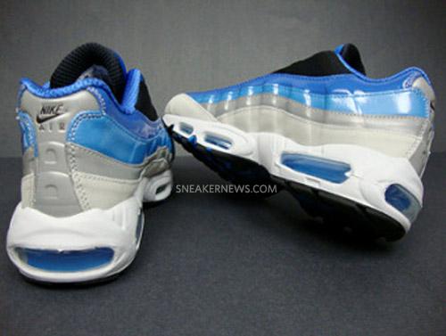 Air Max 95 Blue And Gray