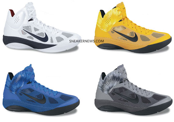 Nike Basketball Fall 2010 Preview Hyperfuse