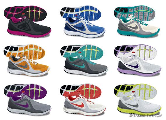 amante Creyente Ambicioso  Nike Lunarswift+ 2010 Womens Preview - SneakerNews.com