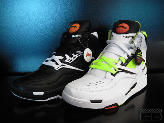Reebok Pump Twilight Zone - OG Colorways - Available Now ... a6989e92c