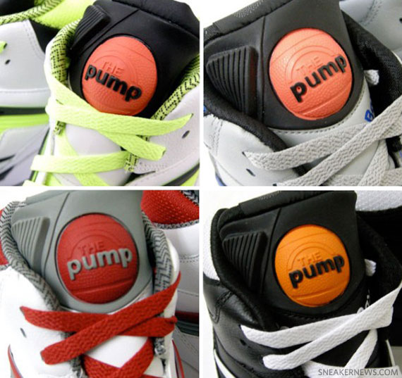 Reebok Pump Twilight Zone - New Colourways - SneakerNews.com 46becb8bb